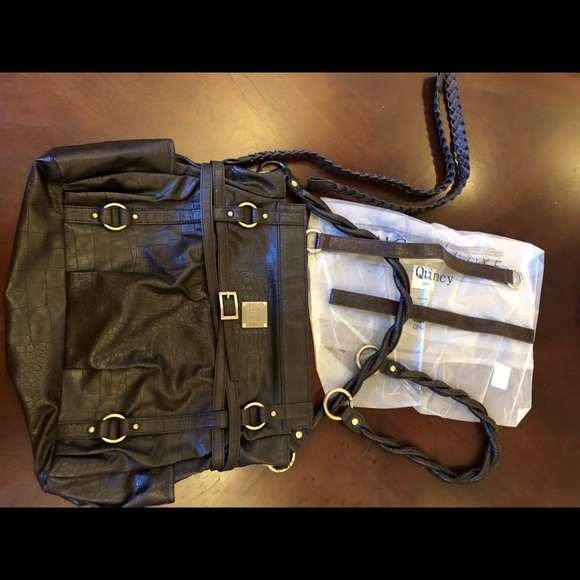 Miche Luxe Quincy purse new